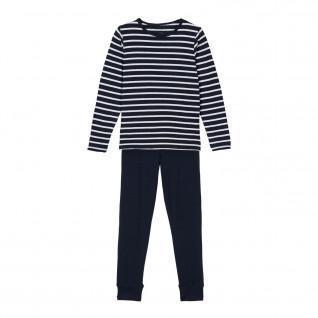 Boy's striped pyjamas Name it