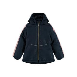 Girl's parka jacket Name it Maxi band