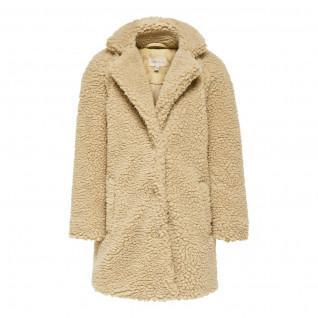 Girl's jacket Only kids New aurelia sherpaa coat