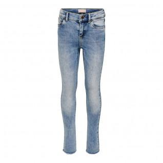Girl's jeans Only kids Blush skinny