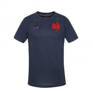 T-shirt training children XV of France