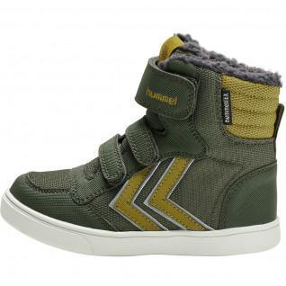 Hummel stadil super poly mid children's shoes