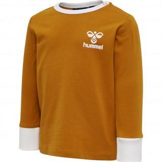 T-shirt long sleeves child Hummel hmlmaui