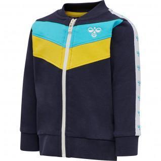 Baby jacket with zip Hummel hmlalonso
