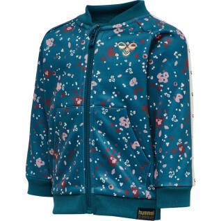 Baby zip jacket Hummel hmlflora