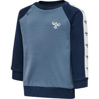 Baby sweatshirt Hummel hmlwulbato
