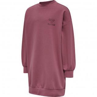 Long sweatshirt girl Hummel hmlein