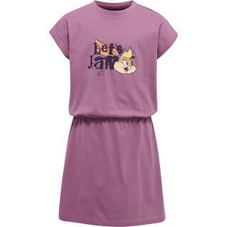Girl's dress Hummel Hmlspace Jam Twilight