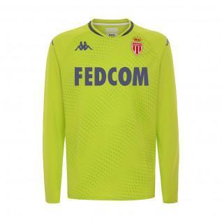 Children's home goalkeeper jersey AS Monaco 2020/21