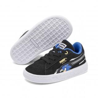 Sneakers Puma SEGA Suede SONIC AC