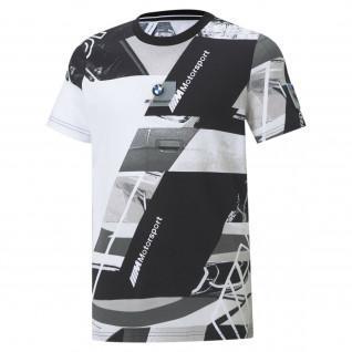 Children's Puma T-shirt BMW MMS Street AOP
