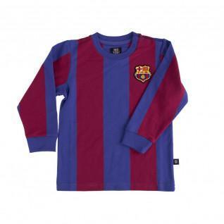 Home Jersey long sleeve baby FC Barcelona