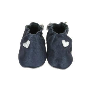 Baby slippers Robeez mini love