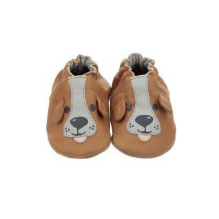 Baby slippers Robeez sweety dog