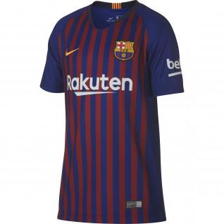 Barcelona home child jersey 2018/2019
