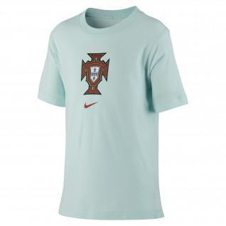 T-shirt junior Portugal Evergreen Crest