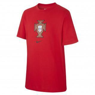 Child's T-shirt Portugal Evergreen Crest