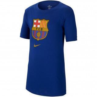 Shirt Junior FC Barcelona Evergreen Crest 2