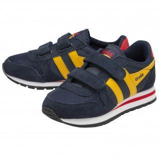 Children's sneakers Gola Daytona Velcro