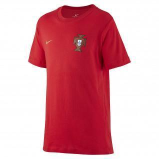 T-shirt junior Portugal Cotton