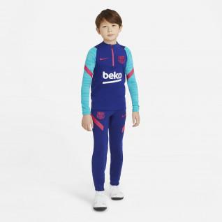 Children's training pants FC Barcelone Strike