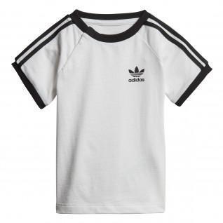 adidas Baby 3-Stripes Trefoil T-Shirt
