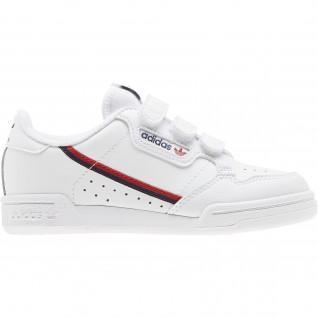 Kid sneakers adidas originals Continental 80