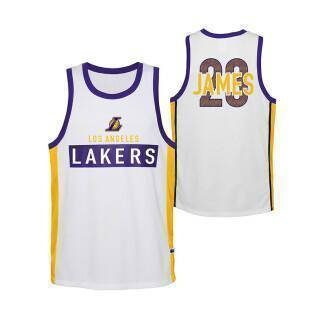 Children's jersey Los Angeles Lakers Dominate Shooters Lebron James