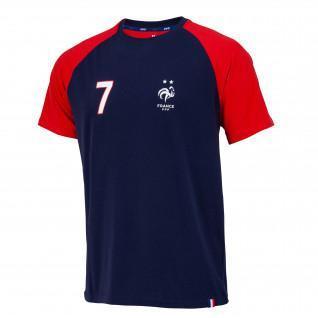 T-shirt fff player griezmann n°7