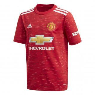 Junior Home Jersey Manchester United 2020/21