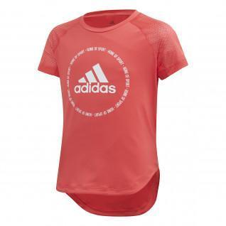 Girl's T-shirt adidas Bold