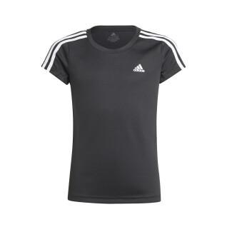 adidas D2M Kids T-Shirt D2M 3-Stripes