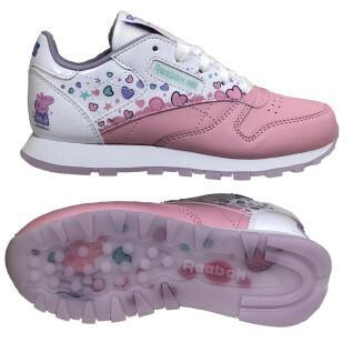 Baby shoes Reebok Peppa Pig Leather