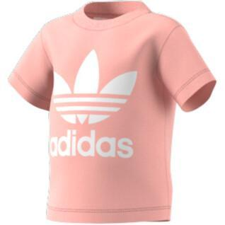 Baby T-shirt adidas Originals Trefoil