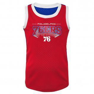 Ensemble enfant Outerstuff  NBA Philadelphia 76ers