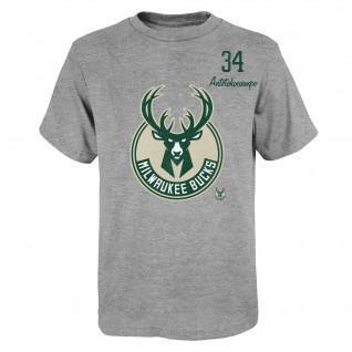 Outerstuff Player NBA Milwaukee Bucks jersey for kids
