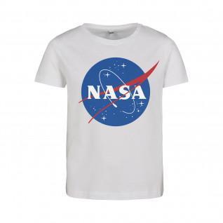 Junior T-shirt Mister Tee nasa insignia
