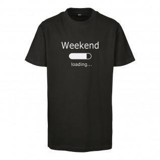 Child's T-shirt Urban Classics weekend loading 2.0