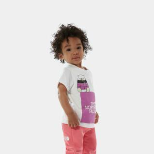 Baby T-shirt The North Face Easy