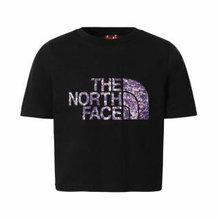 Girl's T-shirt The North Face Easy Cropped