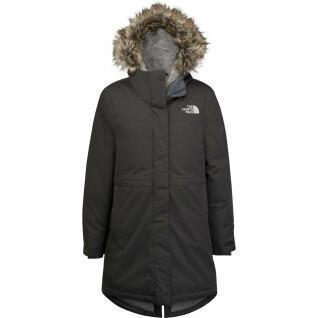 Girl's parka The North Face Arctic Swirl