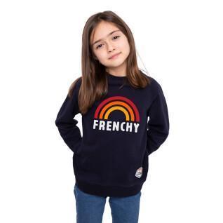 Sweatshirt round neck child French Disorder Frenchy