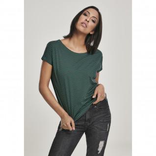 T-shirt woman Urban Classic yarn baby Stripe