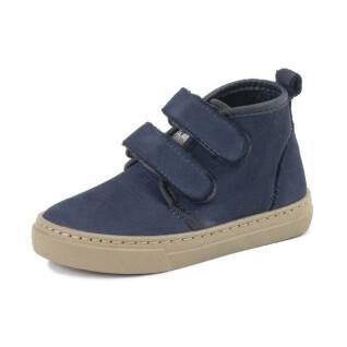 Girl's sneakers Cienta Doble Velcro on Napa